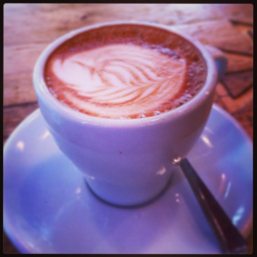Artisan latte