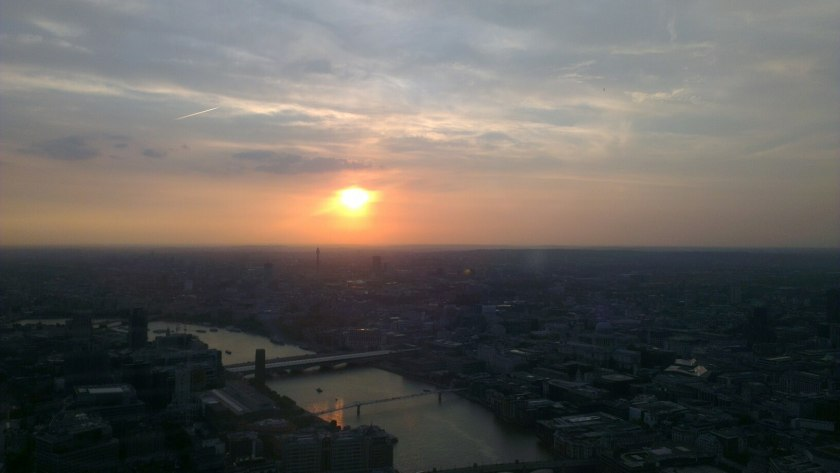 The Shard - still no words for this.